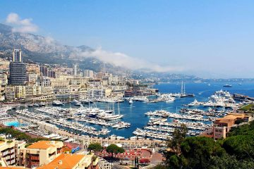 Екскурзия във Франция Монако Ница Кан Монте Карло