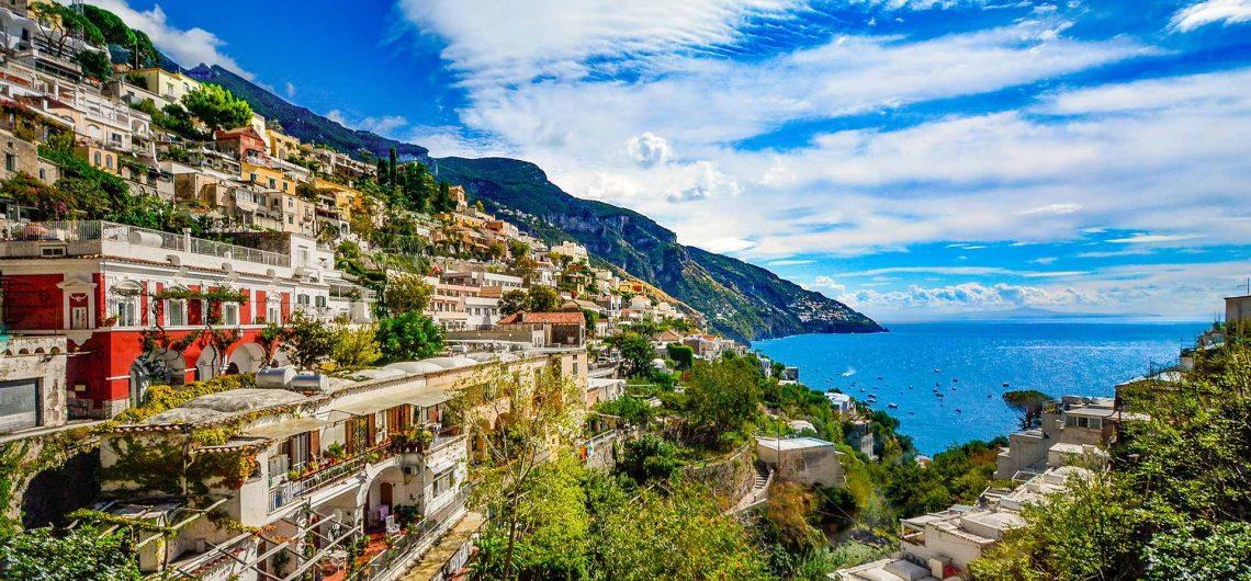 Почивка в Италия лято 2018